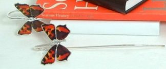 enameled bookmark