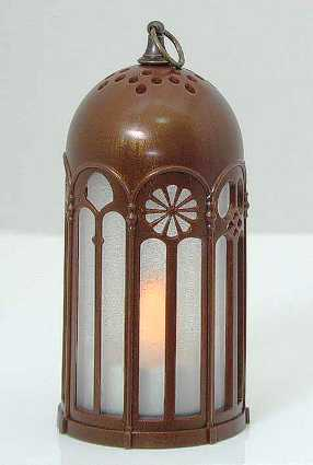 Light of the world lamp
