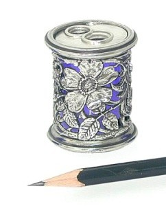 decorative pencil sharpener