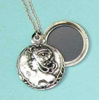 sliding locket