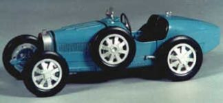 Bugatti 35B racing car kit