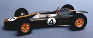 Lotus 25 racing car