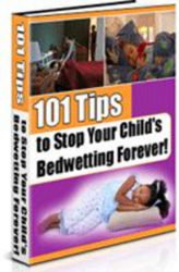stop wetting the bed