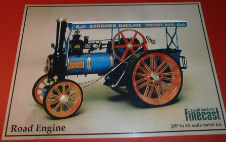 Road Traction engine kit