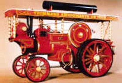 showmans traction engine
