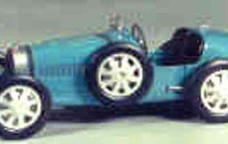 Bugatti 35B model kit