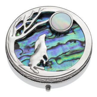 hare and moon pillbox