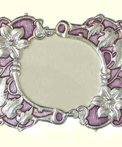 Clematis Photo Frame